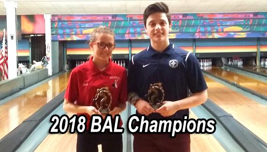 "<span style=""overflow: hidden; float: left; width: 360px;"">Skylear Mead (Bristol) and Ryan Callahan (Holy Ghost Prep) won the BAL individual bowling titles.