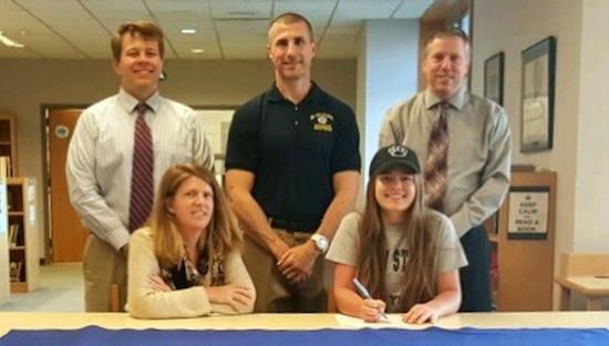 "<span style=""overflow: hidden; float: left; width: 360px;"">New Hope-Solebury's Dana Bloomfield will continue her volleyball career at Penn State Abington.</span> <span id=""fa_link"" style=""float: left; text-align: center; width: 151px; height: 22px;""><a href=""/college-signings/content/nhss-bloomfield-continue-vb-career-penn-state-abington""><img src=""/profiles/s1s/themes/s1s_classic/images/main_fullarticle.gif"" style=""position:relative;""/></a></span>"