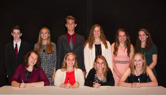 "<span style=""overflow: hidden; float: left; width: 360px;"">Ten Christopher Dock seniors were recognized for committing to compete in their respective sports at the collegiate level.</span> <span id=""fa_link"" style=""float: left; text-align: center; width: 151px; height: 22px;""><a href=""/college-signings/content/dock-student-athletes-commit-play-collegiate-sports""><img src=""/profiles/s1s/themes/s1s_classic/images/main_fullarticle.gif"" style=""position:relative;""/></a></span>"