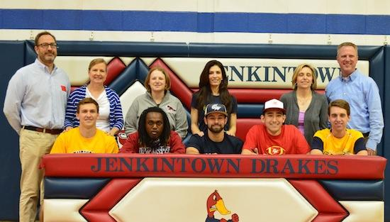 "<span style=""overflow: hidden; float: left; width: 360px;"">Five Jenkintown student-athletes were recognized for committing to play collegiate sports.</span> <span id=""fa_link"" style=""float: left; text-align: center; width: 151px; height: 22px;""><a href=""/college-signings/content/jenkintown-student-athletes-name-colleges""><img src=""/profiles/s1s/themes/s1s_classic/images/main_fullarticle.gif"" style=""position:relative;""/></a></span>"